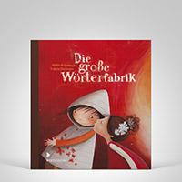 Die große Wörterfabrik, Cover-Abbildung