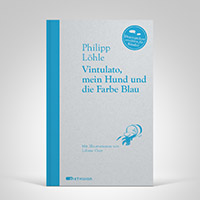 Vintulato, mein Hund und die Farbe Blau, Cover-Abbildung