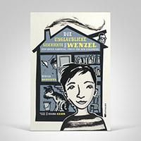 Die unglaubliche Geschichte von Wenzel, dem Räuber Kawinski, Strupp und dem Suseldrusel, Cover-Abbildung
