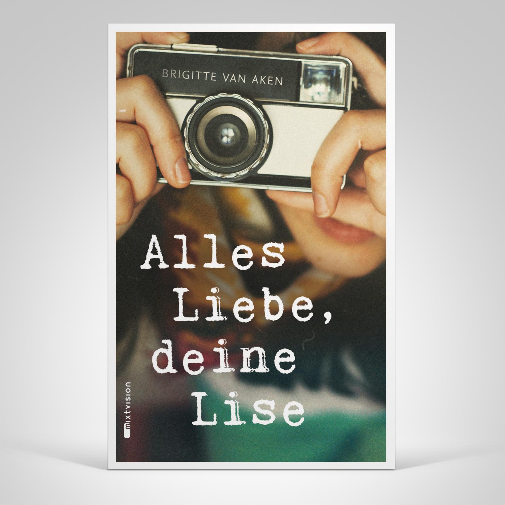 Alles Liebe, deine Lise, Cover-Abbildung