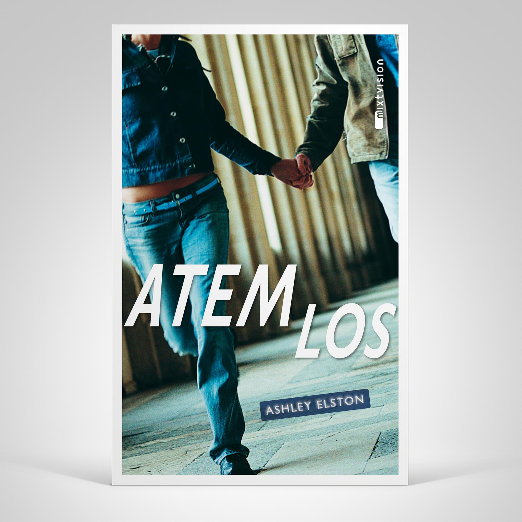 Atemlos, Cover-Abbildung