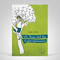 Ich, Tessa und das Erbsengeheimnis, Cover-Abbildung