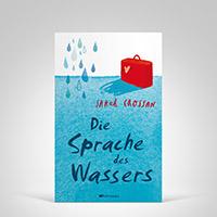 Die Sprache des Wassers, Cover-Abbildung