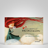 18 zauberhafte Postkarten, Cover-Abbildung