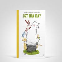 Ist Ida da?, Coverbild