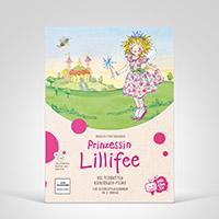 Pikcha.TV, Prinzessin Lillifee, Cover-Abbildung