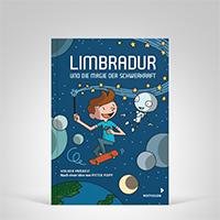 Limbradur und die Macht der Schwerkraft, Coverbild