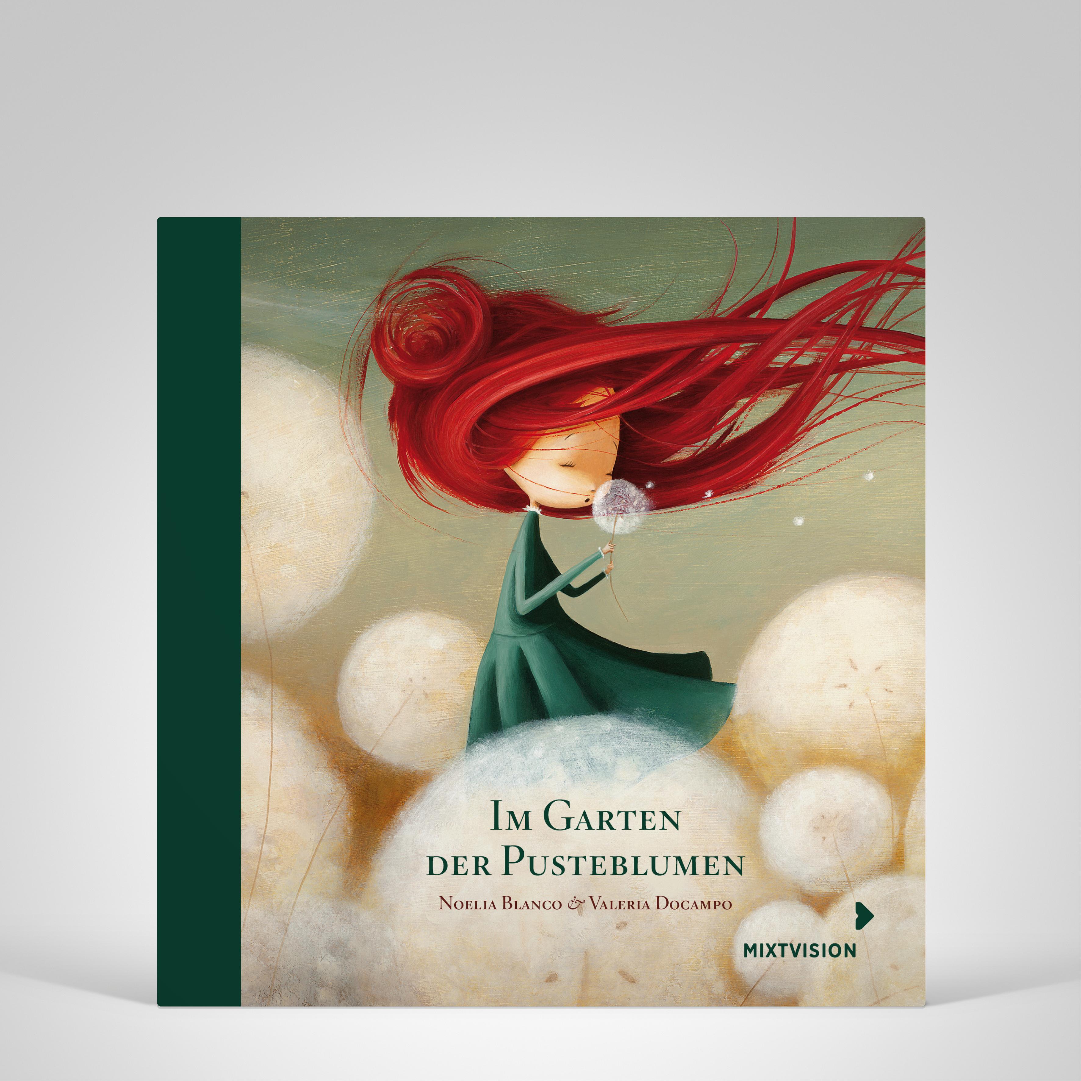 Im Garten der Pusteblume - Geschenkausgabe, Coverbild