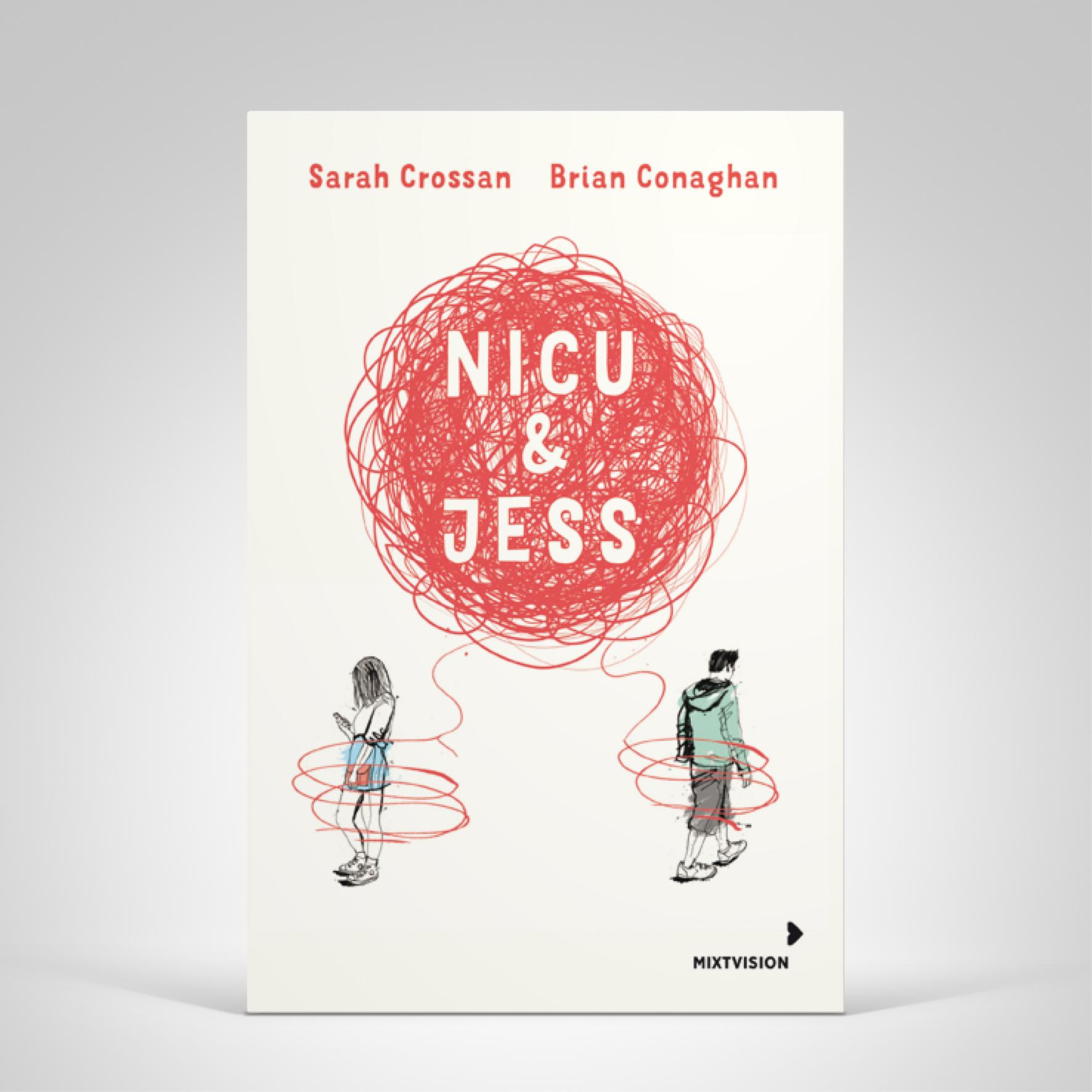Nicu & Jess, Coverbild