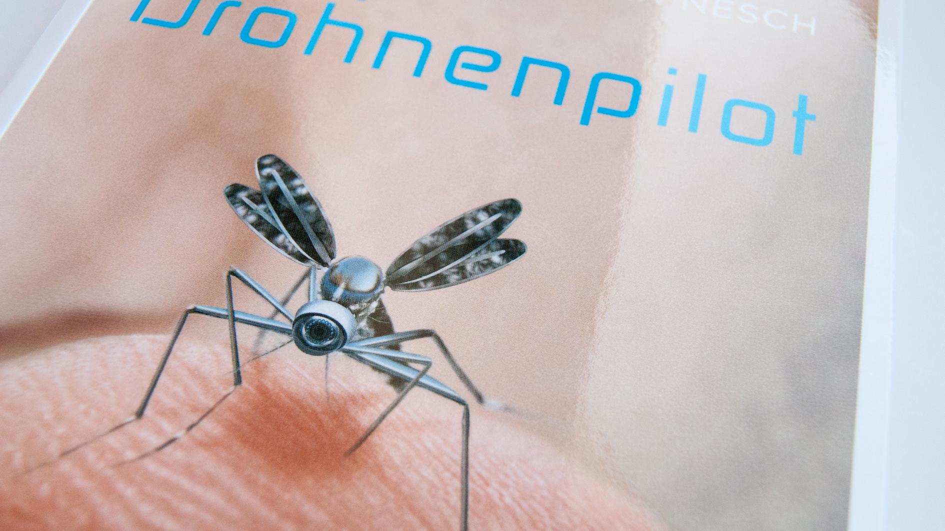 Der Drohnenpilot, Headerbild