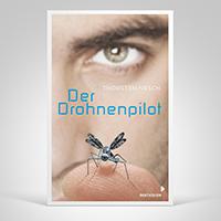 Der Drohnenpilot, Cover-Abbildung