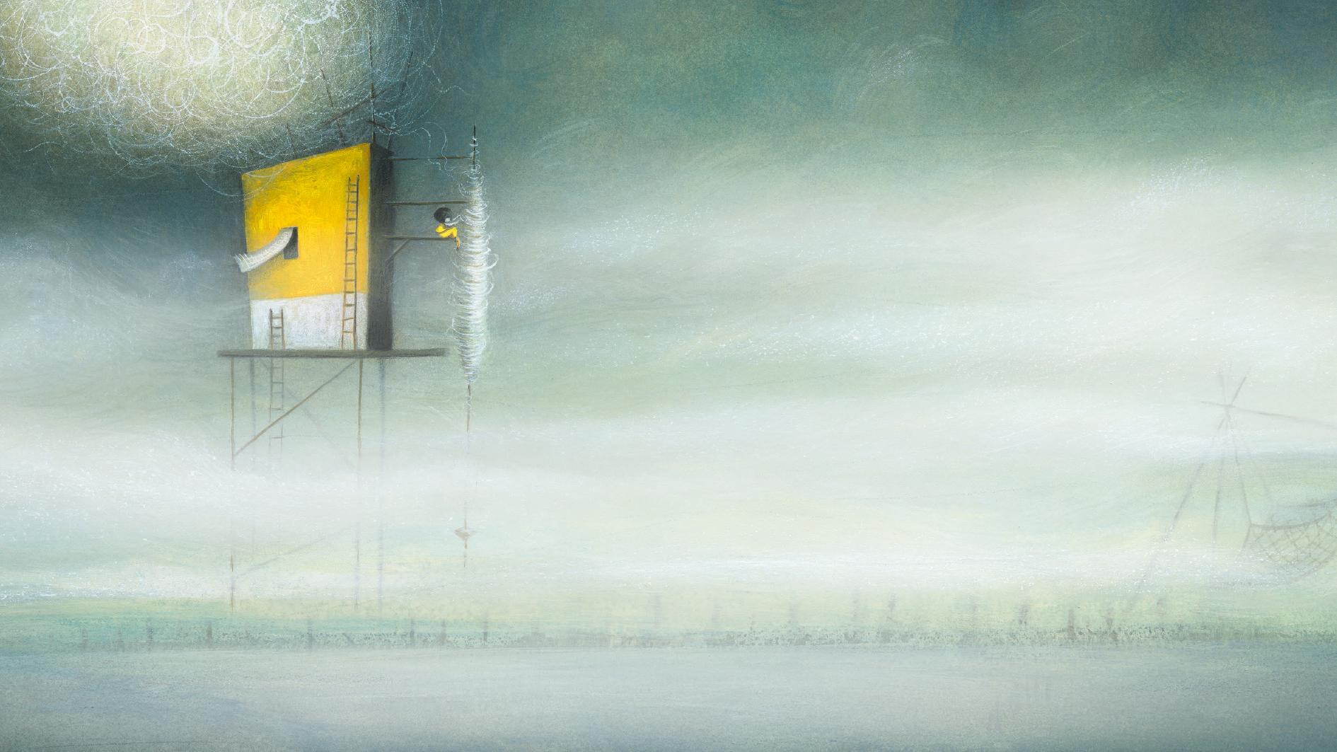 Die Schneiderin des Nebels, Headerbild