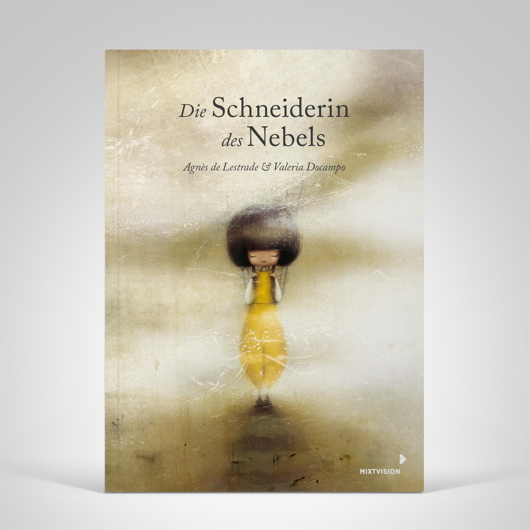Die Schneiderin des Nebels, Titelbild