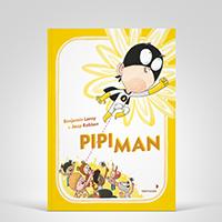 Pipiman, Titelbild