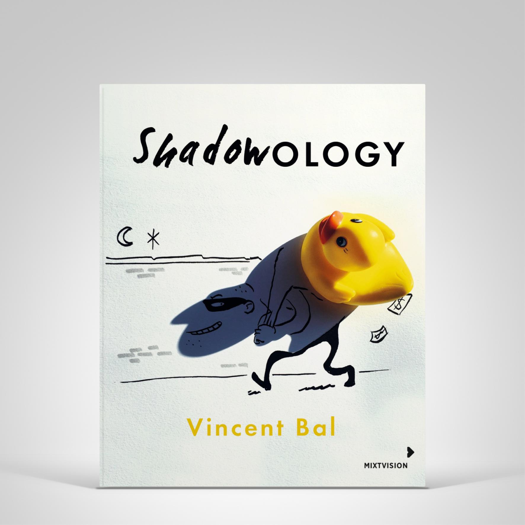Shadowology, Titelbild