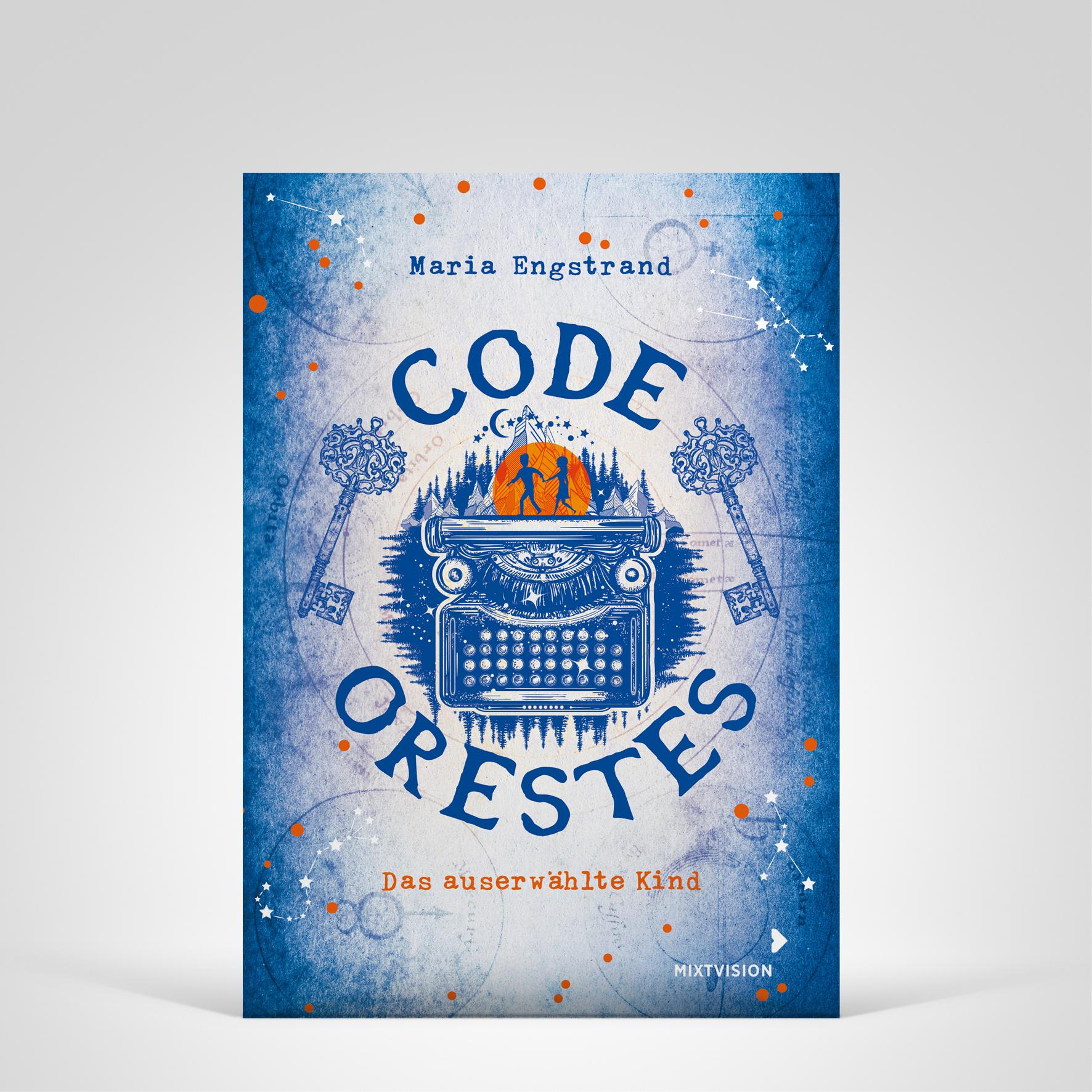 Code Orestes, Titelbild