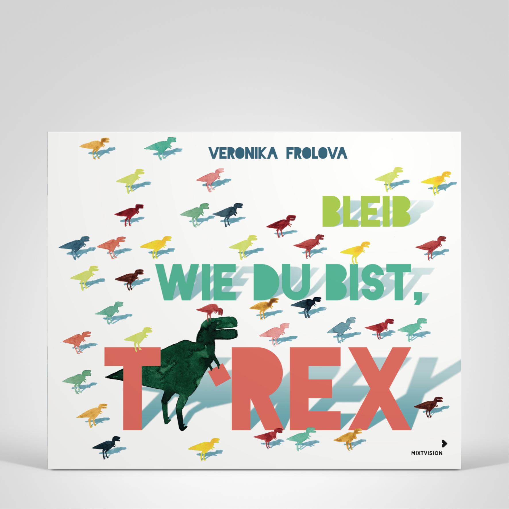 T-Rex, Cover-Abbildung
