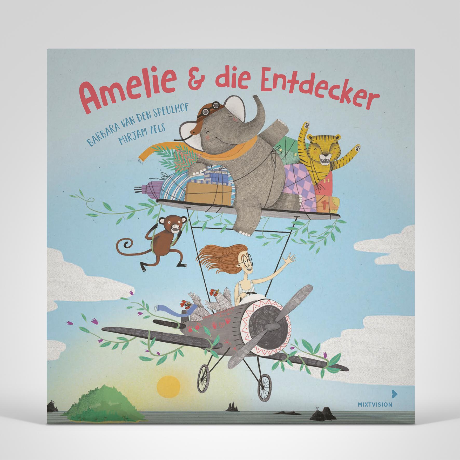 Amelie, Cover-Abbildung