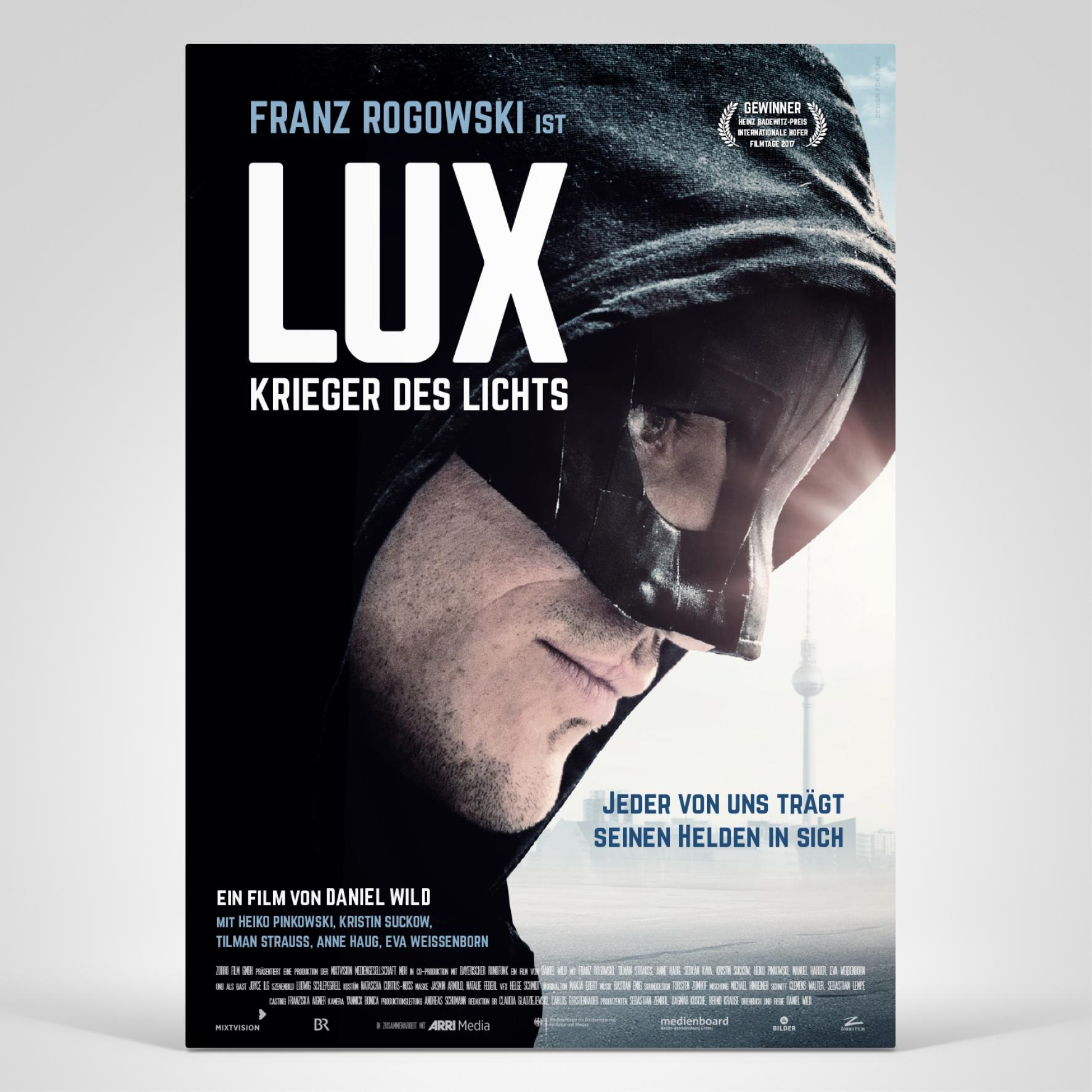 Lux, Film