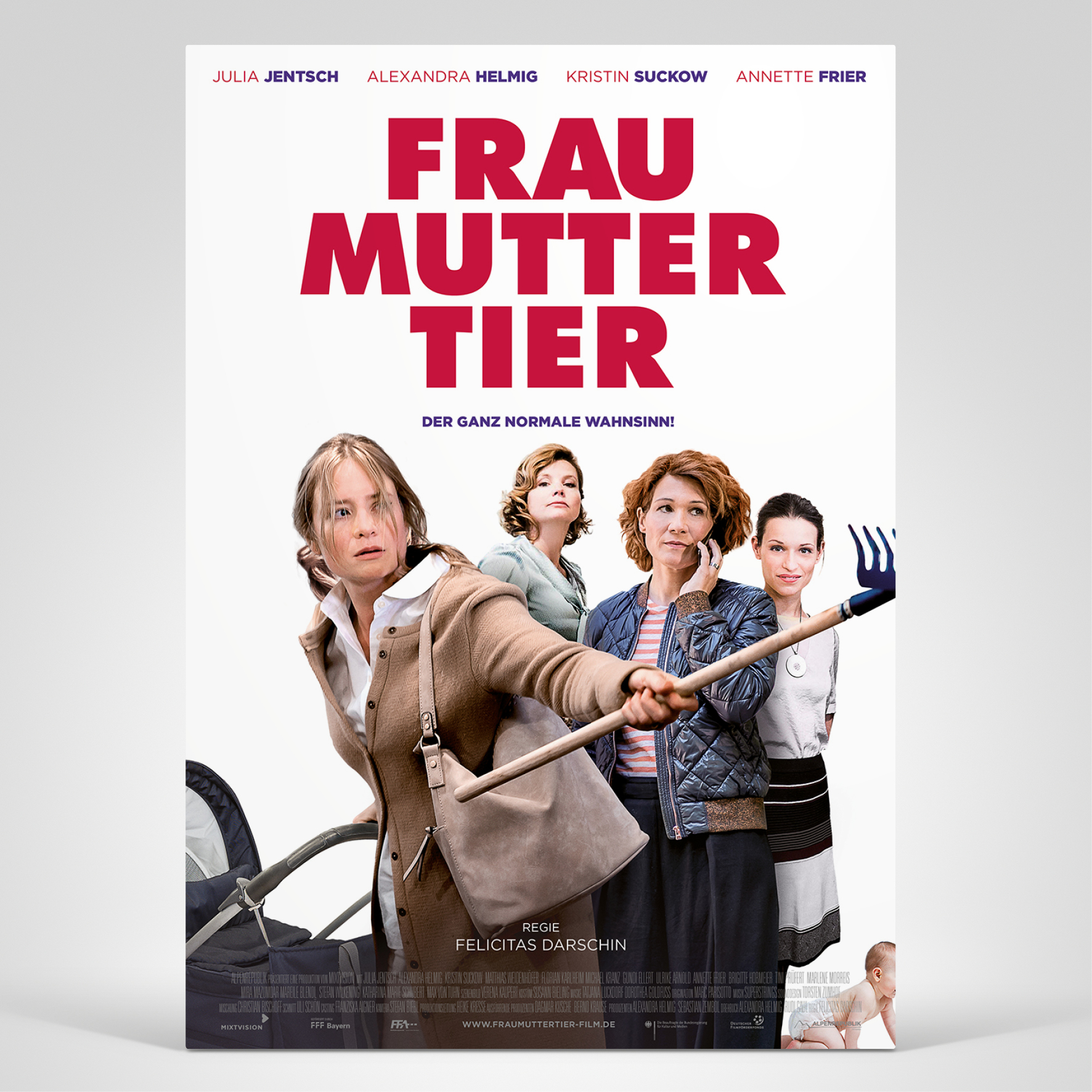Frau Mutter Tier, Film