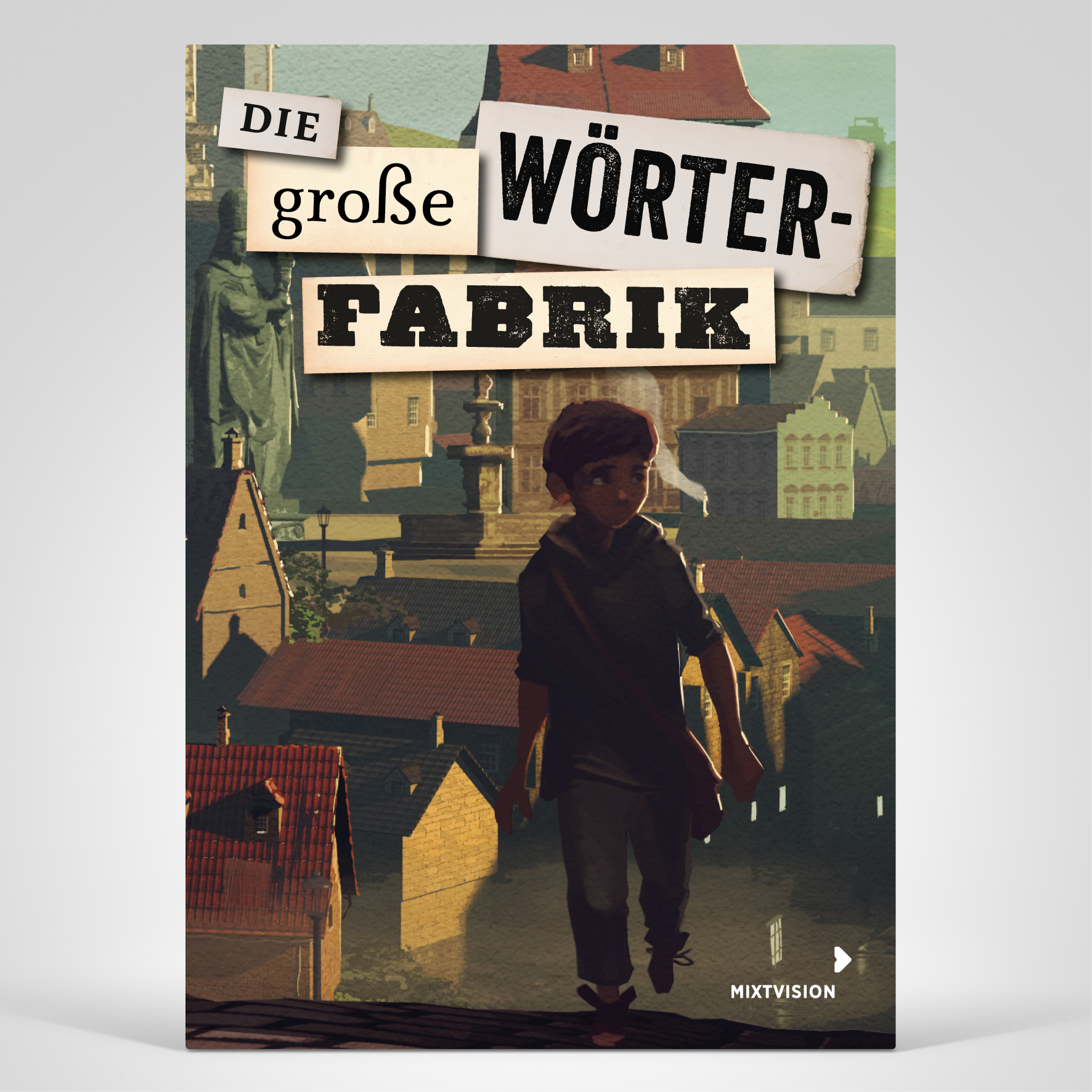Die gro�e W�rterfabrik, Film