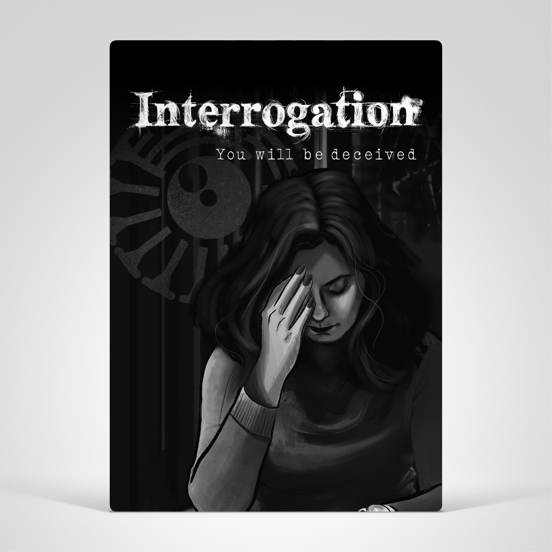 Interrogation, Title