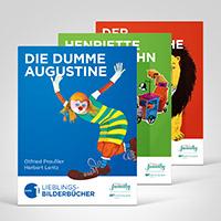 Lieblings-Bilderb�cher, Cover-Abbildung
