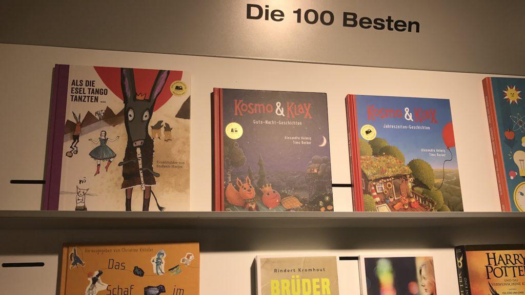 """Mixtivision in bester Gesellschaft und unter den """"Besten 100""""."""